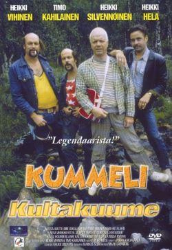 Kummeli Kultakuume Elokuva