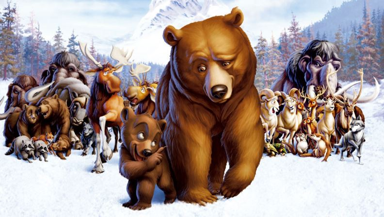 Dansk full bjørne brødre movie Bjørne brødre